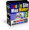 Product picture GOOGLE SITEMAP MAKER - GET LISTED FREE AND FAST